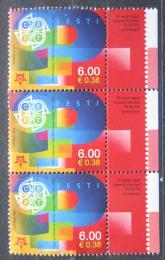 Poštovní známky Estonsko 2006 Výroèí Evropa CEPT Mi# 537