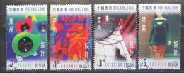 Poštovní známky Hongkong 1998 Design Mi# 853-56