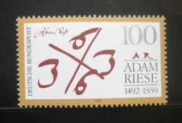 Poštovní známka Nìmecko 1992 Adam Riese Mi# 1612