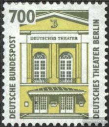 Poštovní známka Nìmecko 1993 Divadlo v Berlínì Mi# 1691 Kat 8€