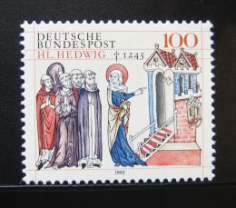Poštovní známka Nìmecko 1993 Svatá Hedvika Slezská Mi# 1701