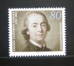 Poštovní známka Nìmecko 1994 Johann Gottfried Herder, spisovatel Mi# 1747