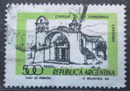 Poštovní známka Argentina 1978 Kaple v Candonga Mi# 1338