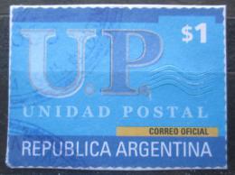 Poštovní známka Argentina 2001 UPU Mi# 2636 Kat 3.30€