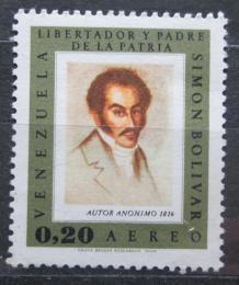 Poštovní známka Venezuela 1966 Simón Bolívar Mi# 1685