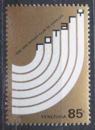 Poštovní známka Venezuela 1979 Rotary v Caracasu, 50. výroèí Mi# 2125
