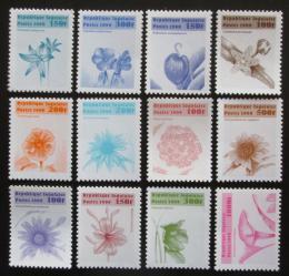 Poštovní známky Togo 1999 Kvìtiny Mi# 2830-41 Kat 13€