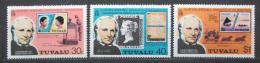 Poštovní známky Tuvalu 1979 Rowland Hill Mi# 109-11