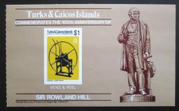 Poštovní známka Turks a Caicos 1979 Rowland Hill Mi# 454