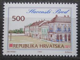 Poštovní známka Chorvatsko 1993 Slavonski Brod Mi# 225