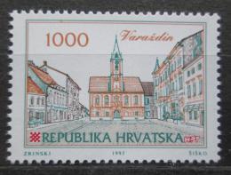 Poštovní známka Chorvatsko 1993 Varaždin Mi# 229
