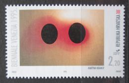 Poštovní známka Chorvatsko 1995 Umìní, Martina Kramer Mi# 324