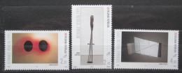 Poštovní známky Chorvatsko 1995 Umìní Mi# 324-26