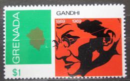 Poštovní známka Grenada 1969 Mahatma Gandhi Mi# 331