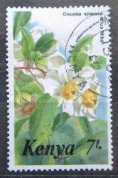 Poštovní známka Keòa 1985 Oncoba spinosa Mi# 342 Kat 10€