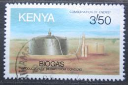 Poštovní známka Keòa 1985 Generátor na bioplyn Mi# 320