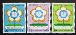 Poštovní známky Kuvajt 1986 Svìtový den zdraví Mi# 1102-04 Kat 8€ - zvìtšit obrázek
