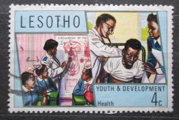 Poštovní známka Lesotho 1974 Zdravotní péèe Mi# 151