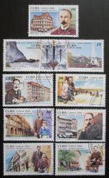 Poštovní známky Kuba 2006 José Martí Mi# 4786-94