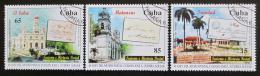 Poštovní známky Kuba 2005 Poštovní muzeum Mi# 4660-62