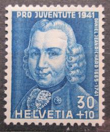 Poštovní známka Švýcarsko 1941 Daniel Jeanrichard Mi# 402