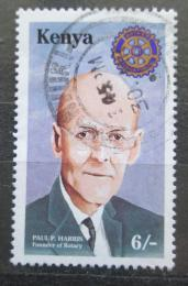 Poštovní známka Keòa 1994 Paul P. Harris, Rotary Intl. Mi# 607
