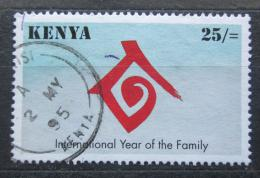 Poštovní známka Keòa 1994 Mezinárodní rok rodiny Mi# 606
