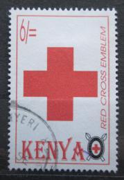 Poštovní známka Keòa 1996 Èervený køíž Mi# 683