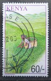 Poštovní známka Keòa 2001 Sbìr èaje Mi# 757