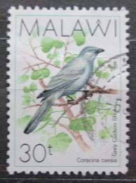 Poštovní známka Malawi 1988 Housenèík šedý Mi# 509