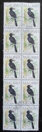 Poštovní známky Malawi 1988 Zoborožec šedolící Mi# 514 Kat 19€