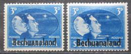 Poštovní známky Beèuánsko, Botswana 1945 Vítìzství aliance Mi# 116-17