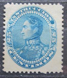 Poštovní známka Venezuela 1893 Simón Bolívar, kolkovací Mi# 58