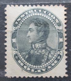 Poštovní známka Venezuela 1901 Simón Bolívar, kolkovací Mi# 85 Kat 10€