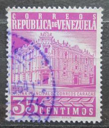 Poštovní známka Venezuela 1958 Hlavní pošta v Caracasu Mi# 1203