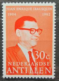 Poštovní známka Nizozemské Antily 1972 Juan Enrique Irausquin, politik Mi# 249