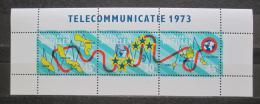 Poštovní známky Nizozemské Antily 1973 Rozvoj telekomunikací Mi# Block 2