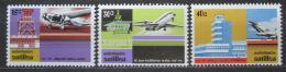 Poštovní známky Nizozemské Antily 1975 Letištì na Arubì Mi# 301-03
