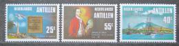 Poštovní známky Nizozemské Antily 1976 Historie ostrovù Mi# 320-22