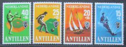 Poštovní známky Nizozemské Antily 1978 Sport Mi# 355-58