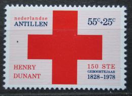 Poštovní známka Nizozemské Antily 1978 Èervený køíž Mi# 370