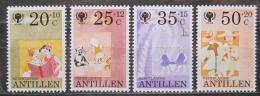 Poštovní známky Nizozemské Antily 1979 Mezinárodní rok dìtí Mi# 401-04