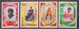 Poštovní známky Nizozemské Antily 1981 Mezinárodní rok postižených Mi# 441-44