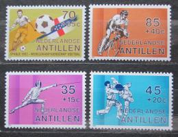 Poštovní známky Nizozemské Antily 1982 Sport Mi# 463-66