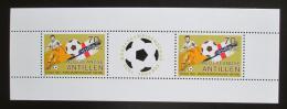 Poštovní známky Nizozemské Antily 1982 MS ve fotbale Mi# Block 19