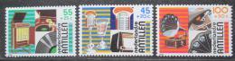 Poštovní známky Nizozemské Antily 1984 Zvuková technika Mi# 524-26 Kat 7€