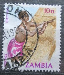 Poštovní známka Zambie 1981 Pokrývaè Mi# 253