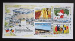Poštovní známky Èad 2003 Spolupráce s Èínou Mi# Block 377 Kat 7€