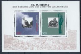 Poštovní známka Nìmecko 1995 Druhá svìtová válka Mi# Block 31