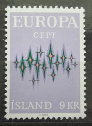 Poštovní známka Island 1972 Evropa CEPT Mi# 461